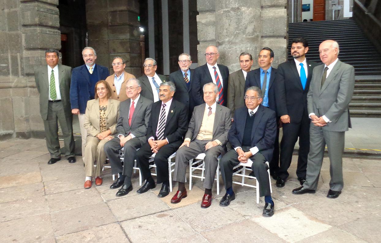 Instalación y Primera Reunión del Consejo Consultivo de ANFEI. 8 de noviembre de 2013.