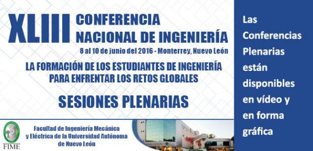 XLIII Conferencia Nacional de Ingeniería
