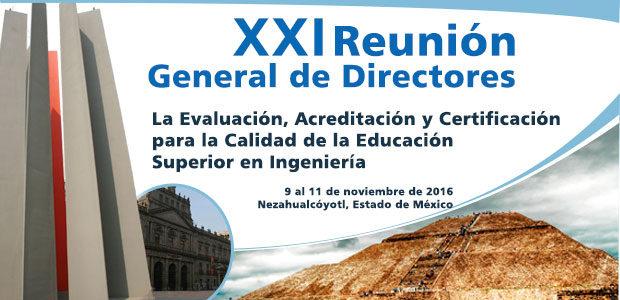 XXI Reunión General de Directores
