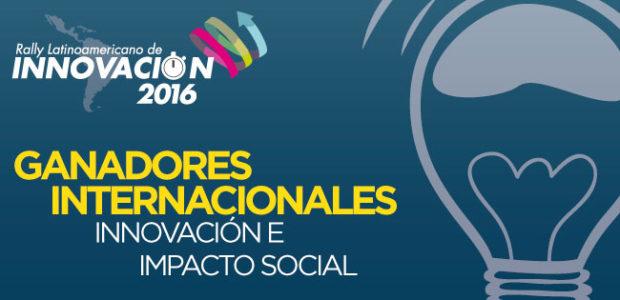 Rally Latinoamericano 2016 – Ganadores Internacionales