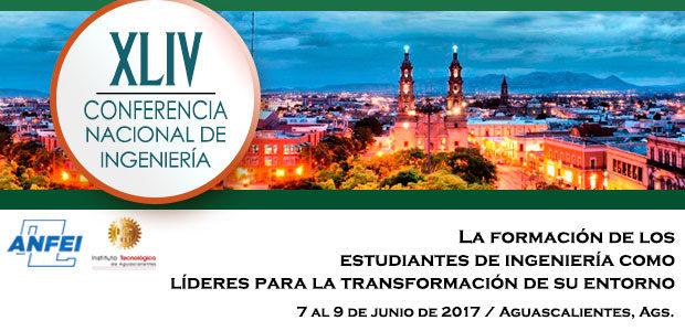 XLIV Conferencia Nacional de Ingeniería