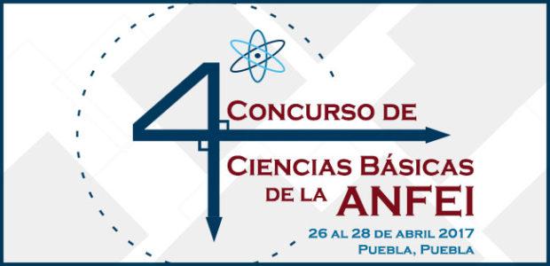 4to. Concurso de Ciencias Básicas de la ANFEI