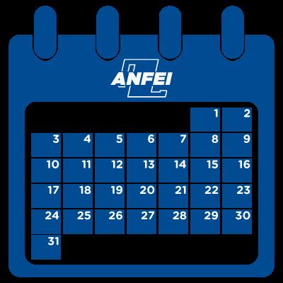 Calendario de Actividades de la ANFEI