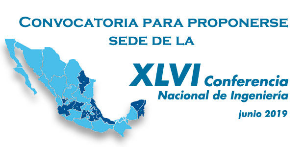 Convocatoria para proponerse sede de la CNI 2019