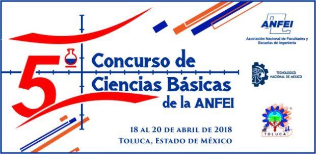 5to. Concurso de Ciencias Básicas de la ANFEI
