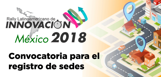Convocatoria para Registro de Sedes del Rally