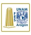 División de Ciencias Físico-Matemáticas y de las Ingenierías - Facultad de Estudios Superiores Aragón, Universidad Nacional Autónoma de México