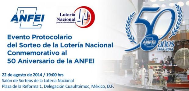 SORTEO SUPERIOR No. 2401 de la Lotería Nacional