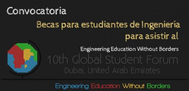 Convocatoria Décimo Foro Global de Estudiantes de Ingeniería