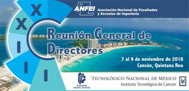 XXIII Reunión General de Directores