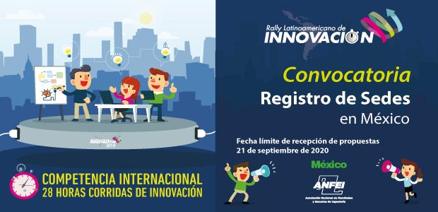 Convocatoria para el registro de sedes del Rally Latinoamericano 2020
