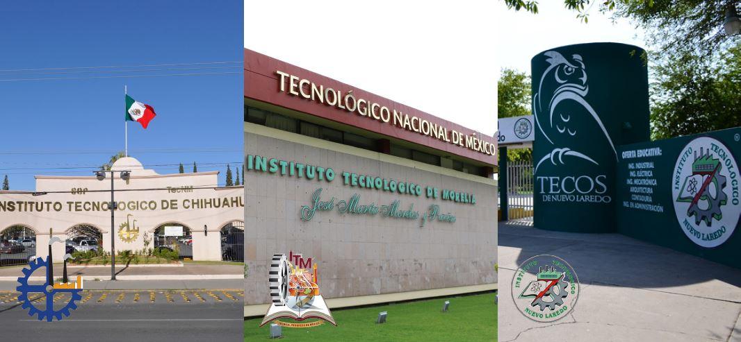El Instituto Tecnológico de Chihuahua, el Instituto Tecnológico de Morelia y el Instituto Tecnológico de Nuevo Laredo quedan en el podio.