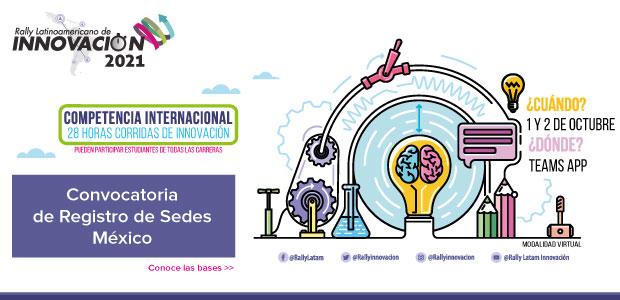 Convocatoria para el registro de sedes del Rally Latinoamericano 2021