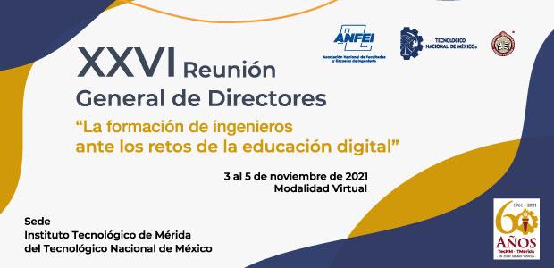 XXVI Reunión General de Directores